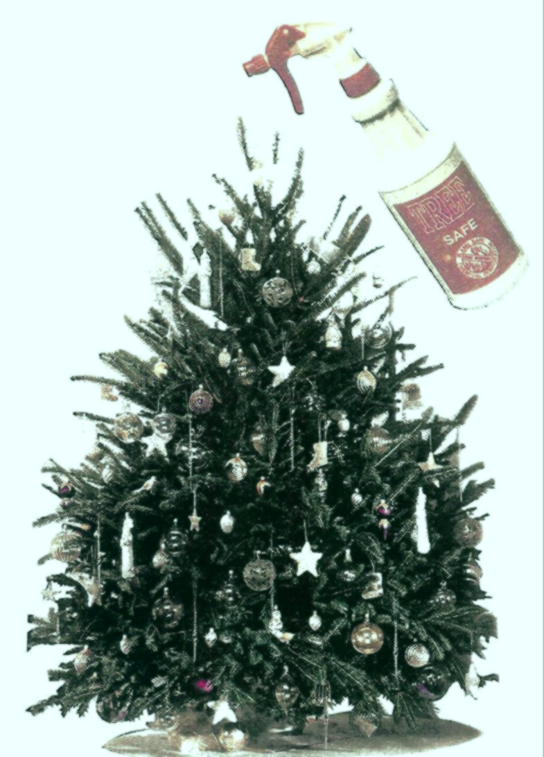 Awesome Fire Retardant Spray For Christmas Trees Part - 7: Xmas Tree